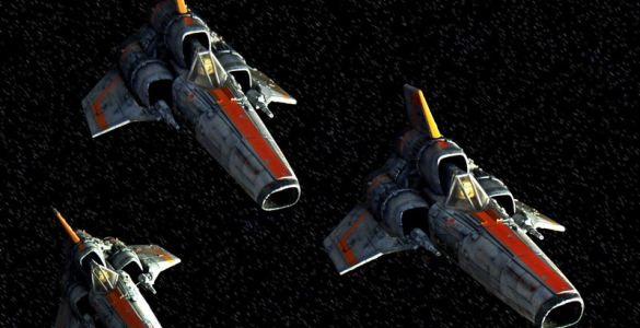 Battlestar Galactica - Colonial Viper MKI Featured Image