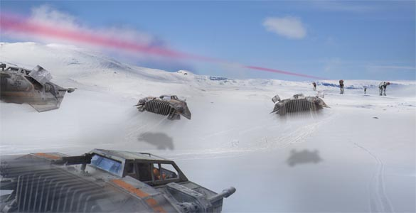 Snowspeeder Featured Image